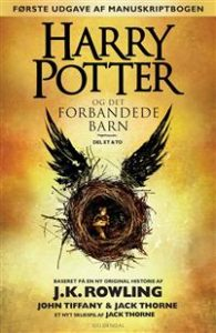 Harry Potter og Det Forbandede Barn lydbog