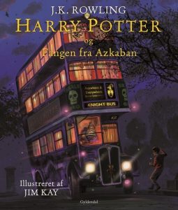 Harry Potter og Fangen fra Azkaban lydbog