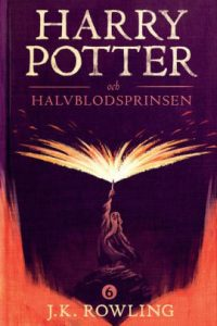 Harry Potter og Halvblodsprinsen lydbog