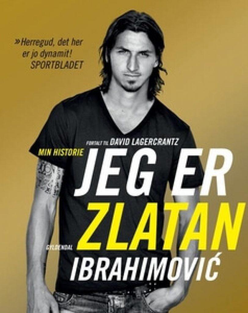 Jag er Zlatan lydbog