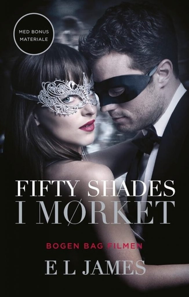 Fifty Shades - I mørket - lydbog
