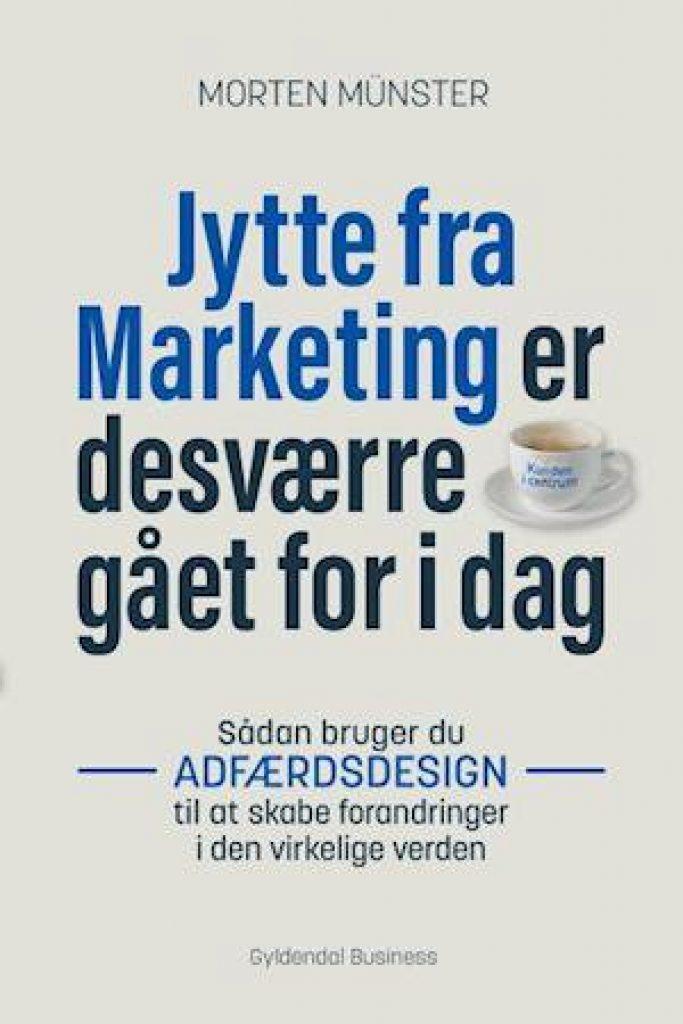 Jytte fra Marketing er desværre gået for i dag - Lydbog