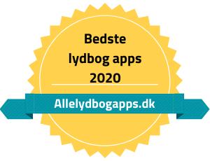 Bedste lydbog apps 2020