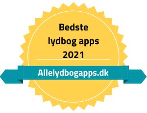 Bedste lydbog apps 2021